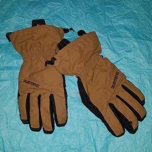Burton Gore Tex Gloves Size Large